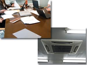 オフィスやエアコンなどにも効果を発揮