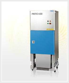 自動ゴミ圧縮機 プレモ400
