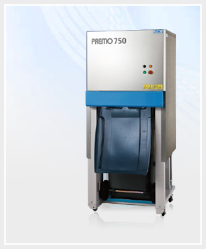 自動ゴミ圧縮機 プレモ750