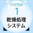 SYSTEM 1 乾燥処理システム