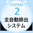SYSTEM 2 全自動排出